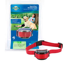 Petsafe Stubborn Dog Stay Play Wireless Fence Rechargeable Receiver Collar Petsuppliesplus Com