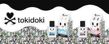 Tokidoki Latte and Milk ~ New Fragrances