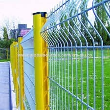 Chinagalvanized Wire Fence Panels Wire Fencing Rolls Ral6005 8017 7016 On Global Sources