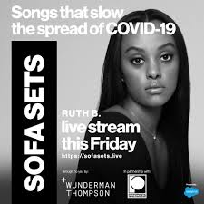 Ruth B Livestream Tonight - Friday, April 24th! • Red Light Management