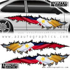 Amazing Tears Filipino Flag