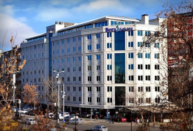"""Resultado de imagem para Ankara Hotel Bera"""""""