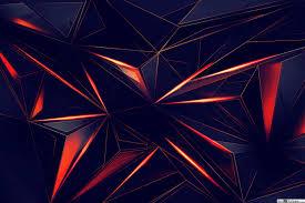 مثلثات هندسية 3d تنزيل خلفية Hd
