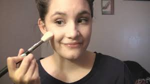 flawless face makeup application
