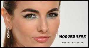hooded eyes makeup tutorial pro
