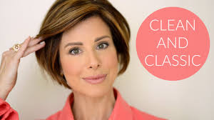 clean cly corporate makeup tutorial