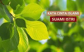kata mutiara islami untuk pasangan suami istri