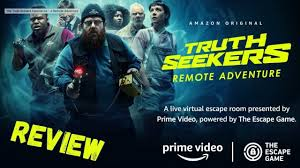 Truth Seekers Escape Adventure Review ...