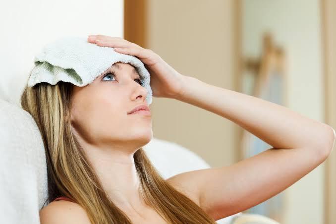 """Image result for Damp wash cloth for fever"""""""