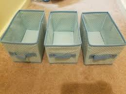 Collapsible Storage Bins Kids Room Toy Storage Container Set Of 3 Ebay