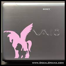 Amazon Com Pegasus Now Then Small Hercules Vinyl Car Laptop Decal Handmade