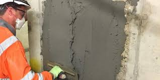 concrete repair solutions developed by