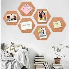 Cork Tiles Cork Board 10 X 12 Inch Corkboard Wall Bulletin Boards Natural For Home Office Kids Room Decorative Boards Aliexpress