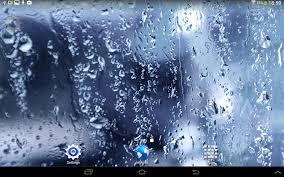 rain live wallpaper android apps