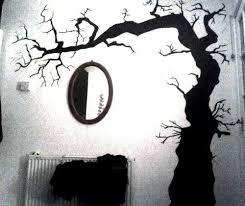 Tree And Mirror Creepy Home Decor Goth Home Decor Gothic Bedroom
