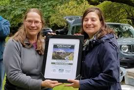 PCTA awards celebrate inspirational Pacific Crest Trail champions - Pacific  Crest Trail Association