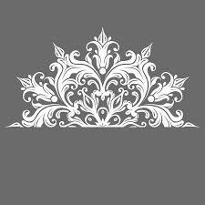 Best Price 3b50 Half Mandala Wall Decal Headboard Zen Decor Lotus Flower Mandala Decal Vinyl Bedroom Indian Yoga Sticker Vinyl Boho Decal X155 Cicig Co