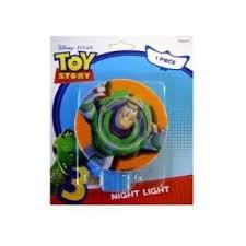 Disney Pixar Toy Story 3 Buzz Lightyear Kids Room Nursery Night Light Amazon Com