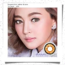 DREAMCOLOR ADELE BROWN | Shopee Indonesia
