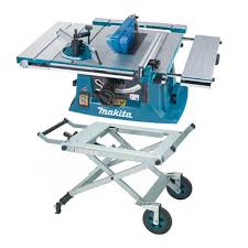 Makita 260mm 1500w Corded Table Saw Bunnings Warehouse