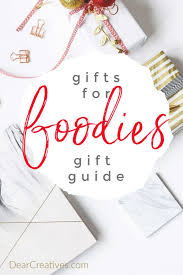 must see gifts for foos and cooks