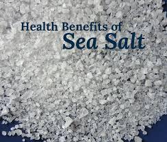 Health Benefits of Sea Salt - Season Johnson