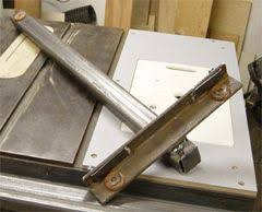 Table Saw Fence Project Diy Table Saw Fence Table Saw Fence Diy Table Saw