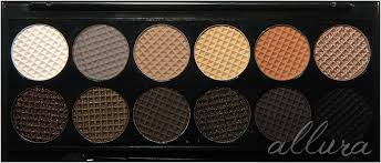 sleek makeup swatches page 3