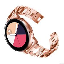 galaxy watch 42mm bands rose gold