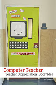 21 awesome teacher appreciation door