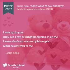 final goodbye poems