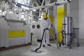 Delfin - dòng máy hút bụi phù hợp nhất cho ngành công nghiệp thực phẩm
