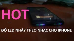 Đèn Led Nháy Theo nhạc iPhone Siêu Phẩm dành cho iFan - 200.000đ