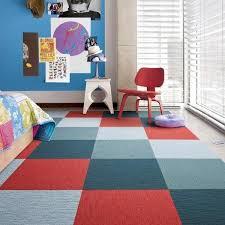 Room Filled With Carpet Tile Decoist Kid Room Carpet Carpets For Kids Carpet Tiles Design