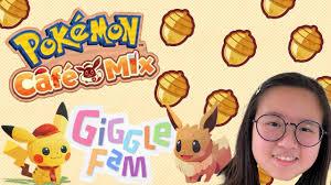 Pokemon Café Mix - Newest Pokemon Game - YouTube