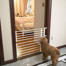 Big Discount 9ef2 Household Pet Railing Isolation Door Anti Blocking Cat Dog Fence Indoor Cage Large And Medium Sized S Cicig Co