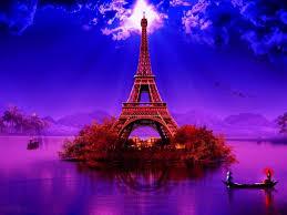 night eiffel tower wallpaper paris