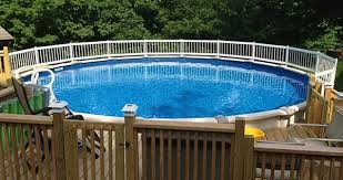 Above Ground Pool Fence Buyer S Guide Intheswim Pool Blog