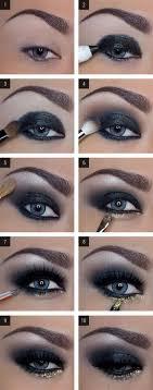 makeup tutorials for blue eyes you