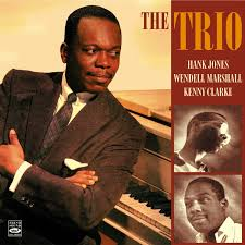 Hank Jones - The Trio (Feat. Wendell Marshall & Kenny Clarke) - Blue Sounds