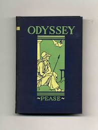 The Toils And Travels Of Odysseus | Stella Stewart Center, Cyril A. Pease |  Books Tell You Why, Inc