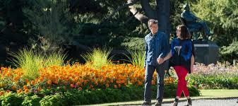 plan your visit to the botanic gardens
