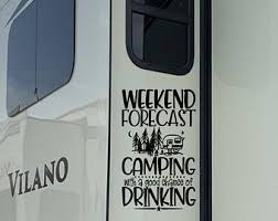 Rv Decals Etsy