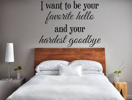 Your Favorite Hello Vinyl Wall Decal Love Wall Decals Vinyl Wall Art Inspirational Wall Signs