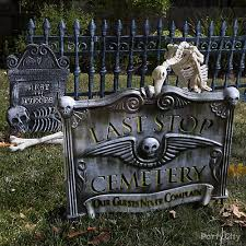 15 Halloween Graveyard Ideas Party City