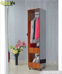 clothes organizer storage cabinet