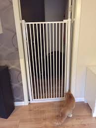 Hot Discount 80ab Block Cat Puppy Dog Pet Door Fence Protection Railing Anti Cat Jump Home Indoor Cage Cicig Co