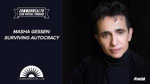 Masha Gessen: Surviving Autocracy - YouTube
