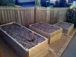 build a diy vegetable planter box