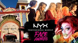 nyx face awards australia grand finale